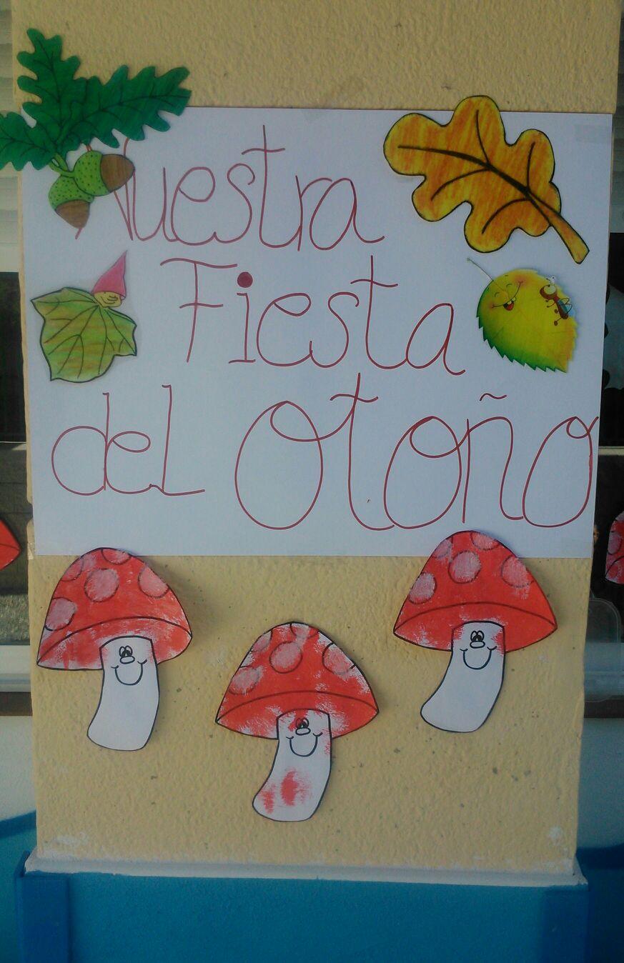 Fiesta Otoño MdA Cartel