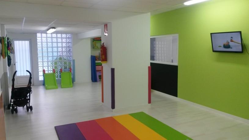 Aula psicomotricidad verde
