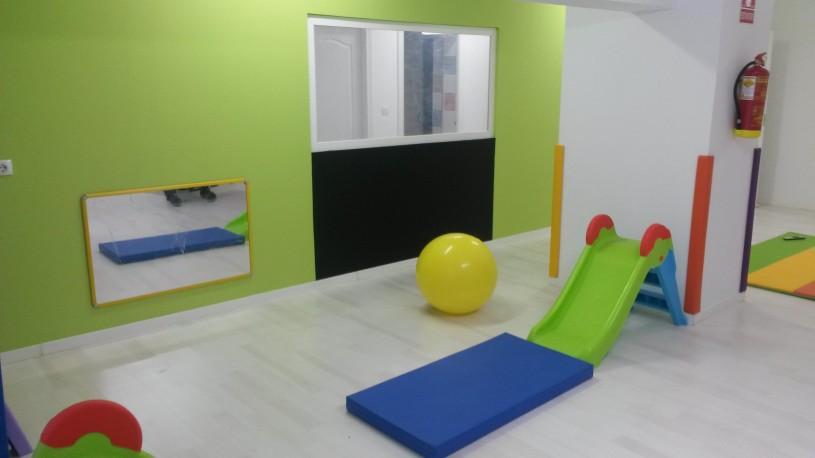 Aula verde psicomotricidad