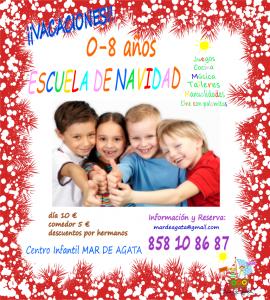 Escuela Navidad 21