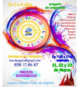 Escuela Vacacional Semana Santa